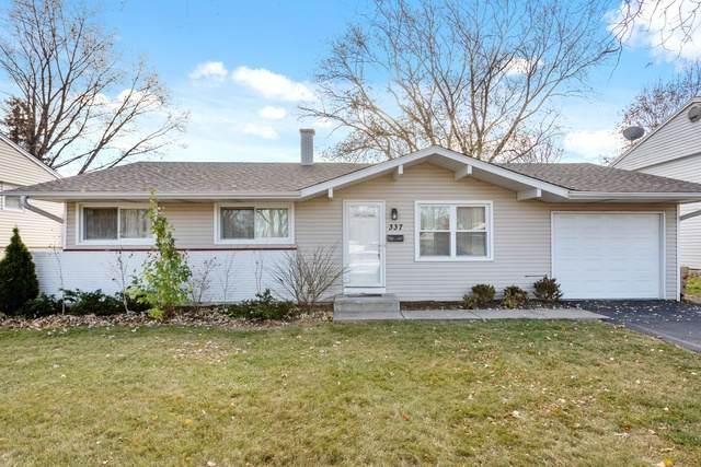 337 Cottonwood Road, Buffalo Grove, IL 60089 (MLS #10929734) :: Littlefield Group