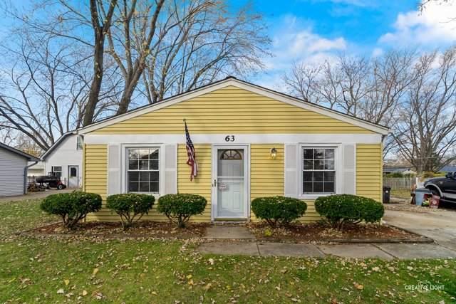 63 Saugatuck Road, Montgomery, IL 60538 (MLS #10929741) :: John Lyons Real Estate
