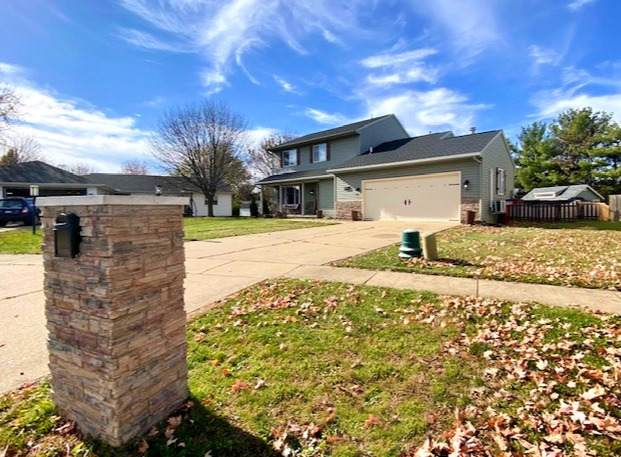 1401 Bonnie Blair Drive, Champaign, IL 61822 (MLS #10929776) :: Helen Oliveri Real Estate