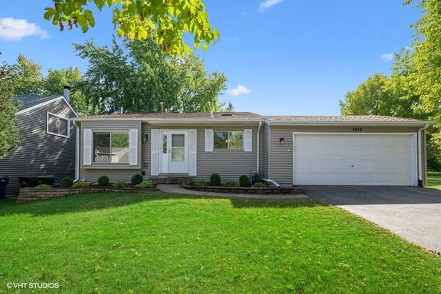 2816 Rolling Meadows Drive, Naperville, IL 60564 (MLS #10929892) :: Jacqui Miller Homes