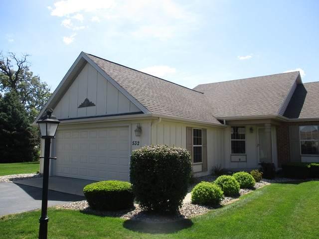 532 Olde Oak Drive, Bourbonnais, IL 60914 (MLS #10929902) :: BN Homes Group