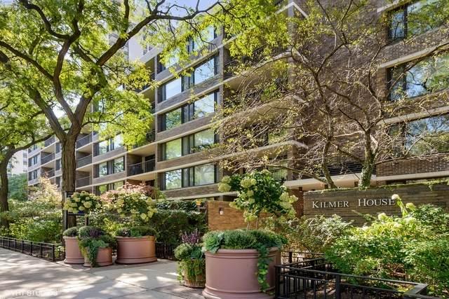 1555 N Sandburg Terrace 104K-106K, Chicago, IL 60610 (MLS #10930001) :: Lewke Partners