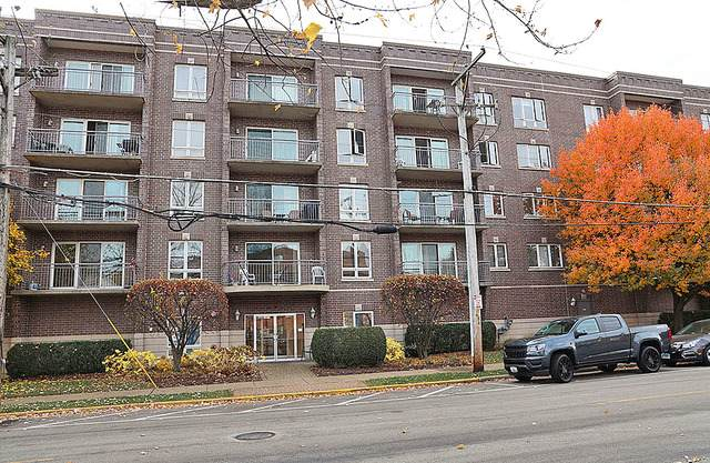 1477 E Thacker Avenue #401, Des Plaines, IL 60016 (MLS #10930090) :: The Wexler Group at Keller Williams Preferred Realty