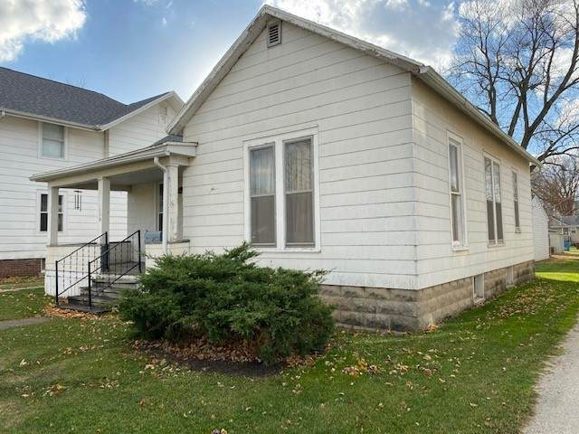 223 S Sangamon Avenue, Gibson City, IL 60936 (MLS #10930184) :: Suburban Life Realty