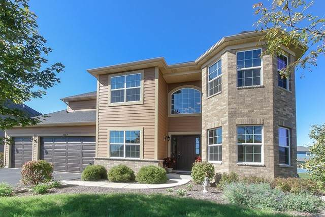 3557 Hidden Fawn Drive, Elgin, IL 60124 (MLS #10930339) :: Littlefield Group