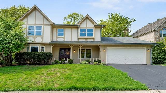 1519 Burning Tree Court, Lisle, IL 60532 (MLS #10930385) :: John Lyons Real Estate