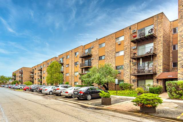 8936 N Parkside Avenue #312, Des Plaines, IL 60016 (MLS #10930394) :: The Wexler Group at Keller Williams Preferred Realty