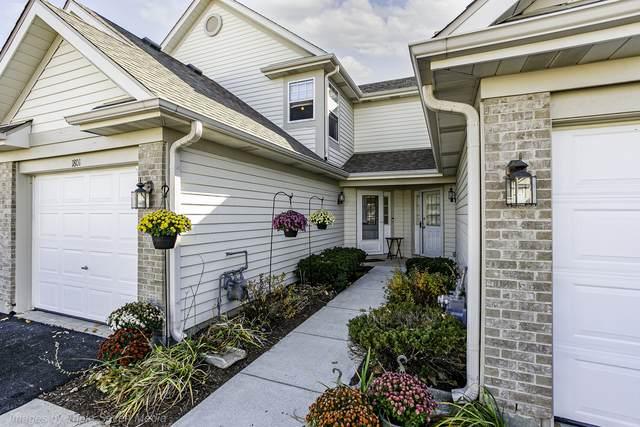 1801 Grove Avenue, Schaumburg, IL 60193 (MLS #10930447) :: Helen Oliveri Real Estate