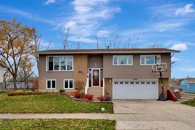 14812 Parkside Avenue, Oak Forest, IL 60452 (MLS #10930477) :: Lewke Partners