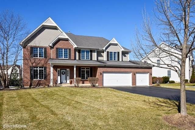 1300 Bison Lane, Hoffman Estates, IL 60192 (MLS #10930484) :: Schoon Family Group