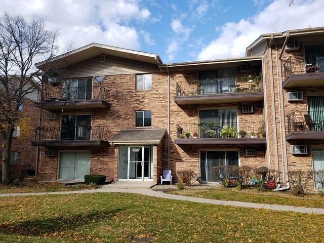 5327 Waterbury Drive #404, Crestwood, IL 60418 (MLS #10930513) :: The Wexler Group at Keller Williams Preferred Realty