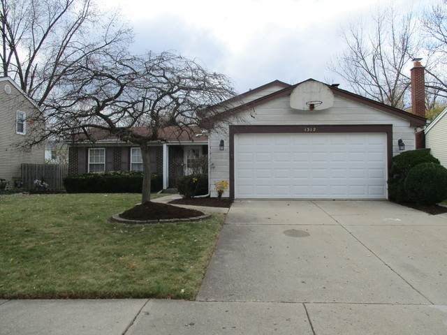 1312 Mill Creek Drive, Buffalo Grove, IL 60089 (MLS #10930529) :: Lewke Partners