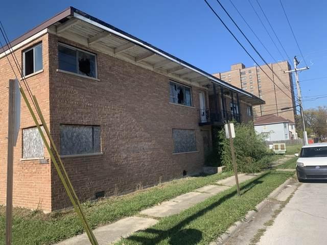 163 W 154th Street, Harvey, IL 60426 (MLS #10930562) :: Lewke Partners