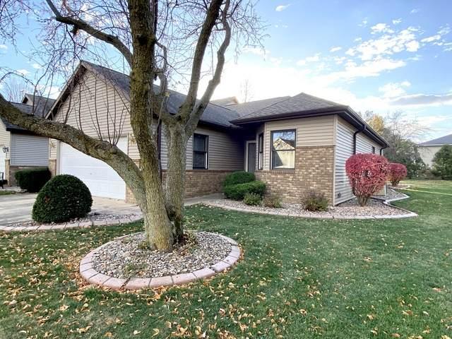 400 Malsbury Drive 1-A, Rantoul, IL 61866 (MLS #10930635) :: Ryan Dallas Real Estate