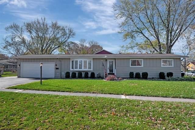 816 1st Street, Cary, IL 60013 (MLS #10930650) :: John Lyons Real Estate