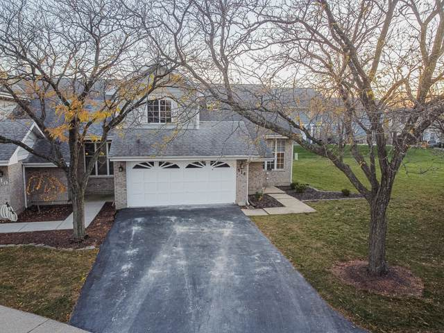 514 W Clare Court, Wood Dale, IL 60191 (MLS #10930730) :: Helen Oliveri Real Estate