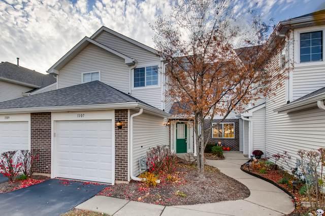 1107 E Cambria Lane S, Lombard, IL 60148 (MLS #10930767) :: BN Homes Group