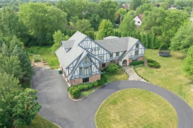 5 Paddock, Lemont, IL 60439 (MLS #10930834) :: Helen Oliveri Real Estate