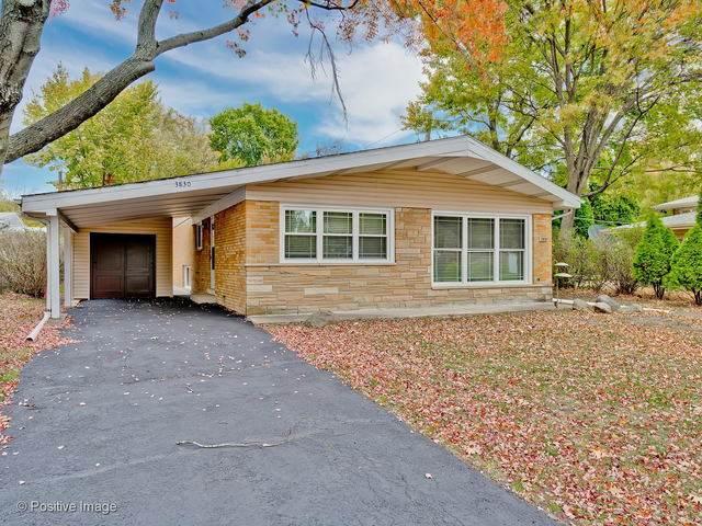 3830 Sugar Loaf Lane, Skokie, IL 60076 (MLS #10930903) :: Littlefield Group