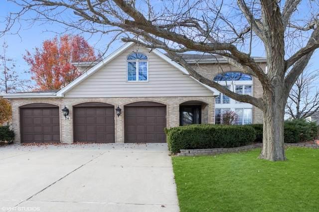 254 Hamilton Avenue, Frankfort, IL 60423 (MLS #10930955) :: Schoon Family Group