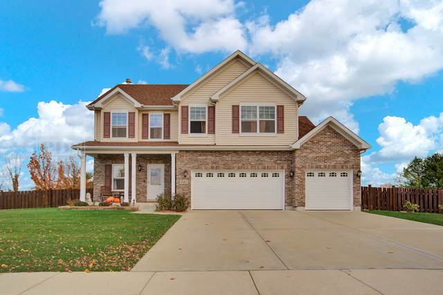 440 E Frontier Drive, Minooka, IL 60447 (MLS #10930990) :: The Spaniak Team