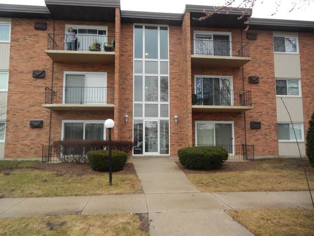 9721 S Keeler Avenue #302, Oak Lawn, IL 60453 (MLS #10931015) :: The Wexler Group at Keller Williams Preferred Realty
