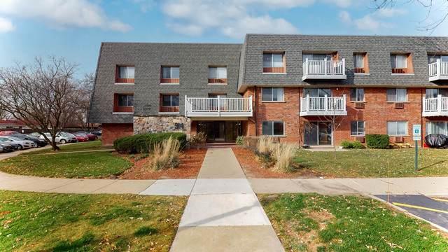 914 Ridge Square #215, Elk Grove Village, IL 60007 (MLS #10931295) :: BN Homes Group