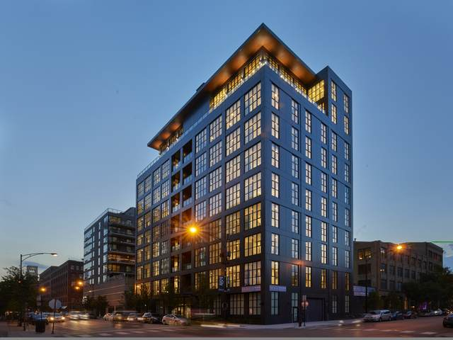 900 W Washington Boulevard #202, Chicago, IL 60607 (MLS #10931300) :: Property Consultants Realty
