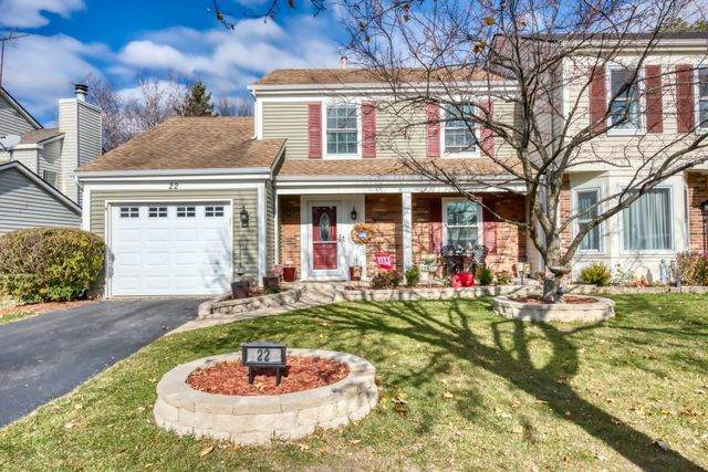 22 Bedford Road, Mundelein, IL 60060 (MLS #10931340) :: BN Homes Group