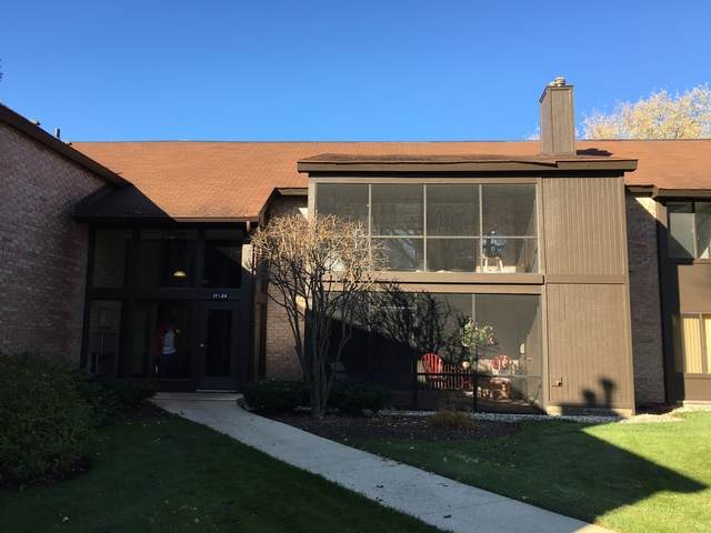 740 Saint Andrews Lane #21, Crystal Lake, IL 60014 (MLS #10931367) :: Property Consultants Realty