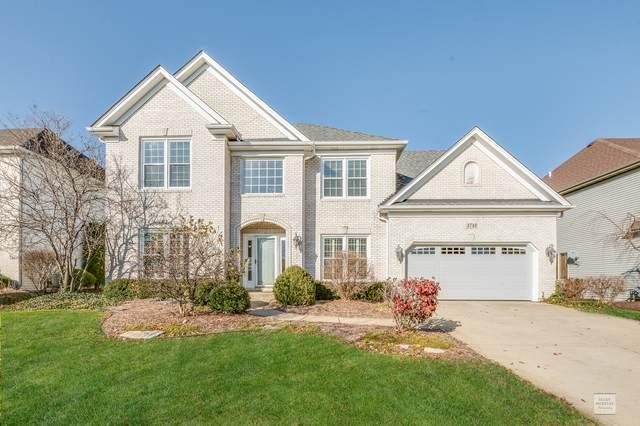 3743 Highknob Circle, Naperville, IL 60564 (MLS #10931408) :: Jacqui Miller Homes