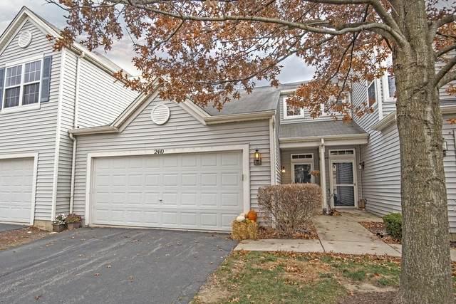2410 Brush Hill Circle, Joliet, IL 60432 (MLS #10931590) :: BN Homes Group