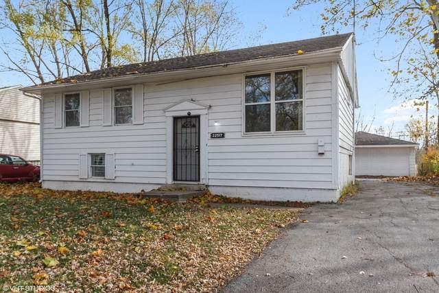 22517 Yates Avenue, Sauk Village, IL 60411 (MLS #10931651) :: Schoon Family Group