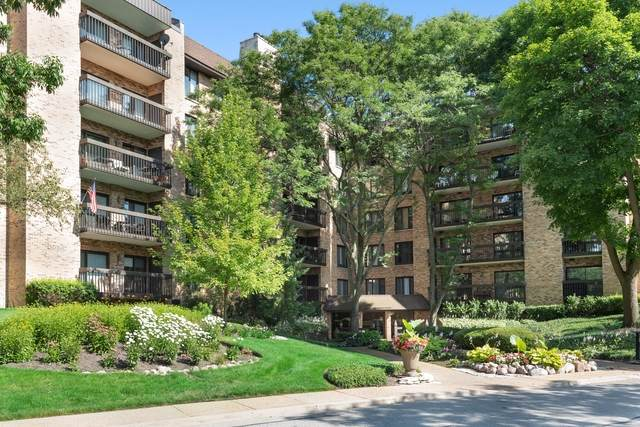1831 Mission Hills Road #102, Northbrook, IL 60062 (MLS #10931660) :: Janet Jurich