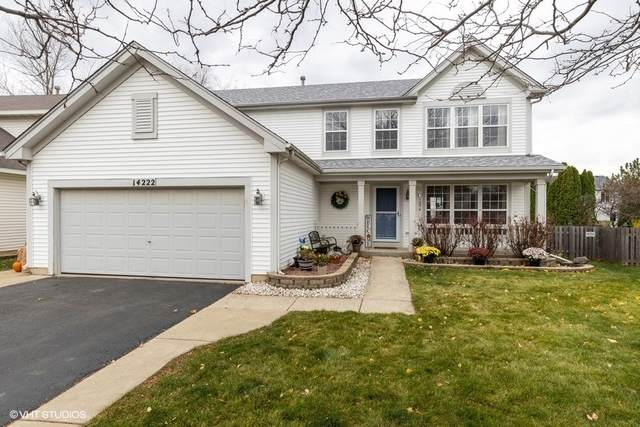 14222 S Hanford Court, Plainfield, IL 60544 (MLS #10931841) :: Helen Oliveri Real Estate