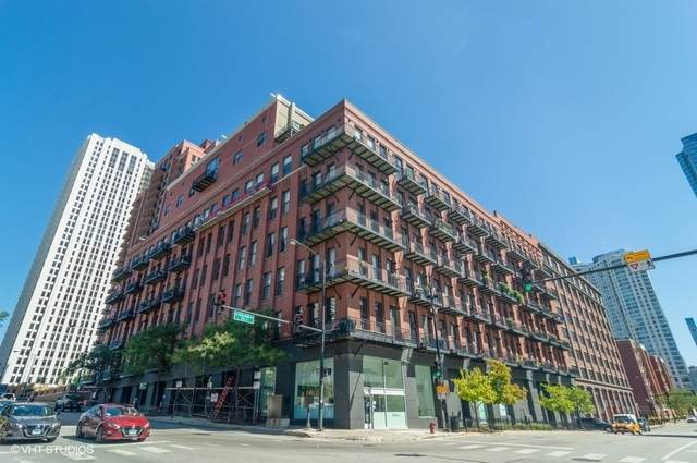 616 W Fulton Street #304, Chicago, IL 60661 (MLS #10931865) :: RE/MAX IMPACT
