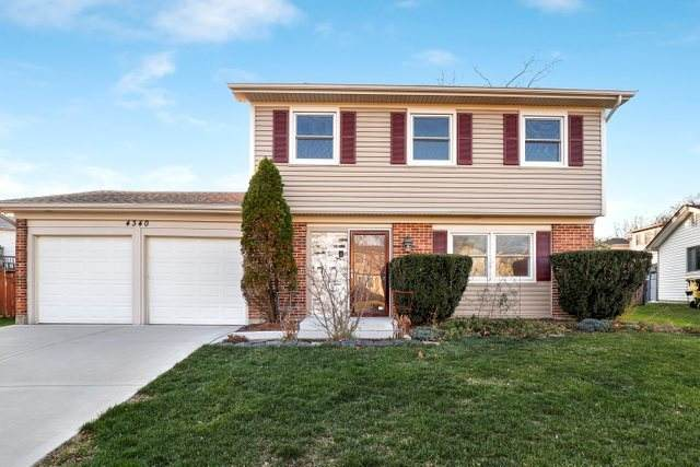 4340 Rock Cove Drive, Hoffman Estates, IL 60192 (MLS #10931878) :: Lewke Partners