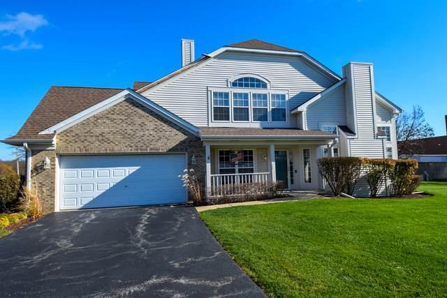 4704 Riverwalk Drive #4704, Plainfield, IL 60586 (MLS #10931990) :: BN Homes Group