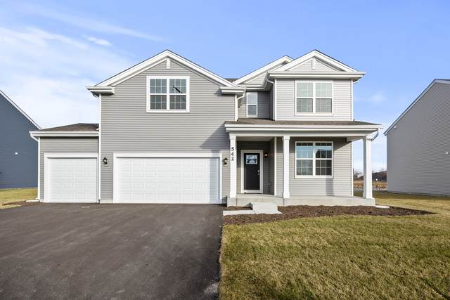 521 Colchester Drive, Oswego, IL 60543 (MLS #10932093) :: John Lyons Real Estate