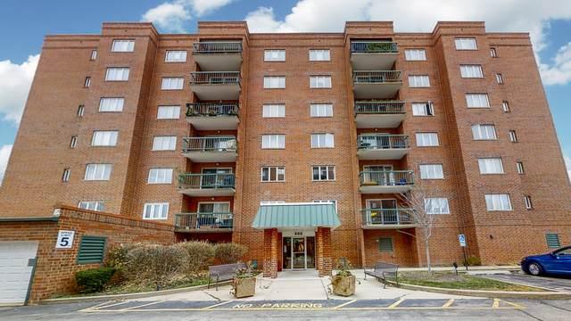 555 S River Road #203, Des Plaines, IL 60016 (MLS #10932109) :: BN Homes Group