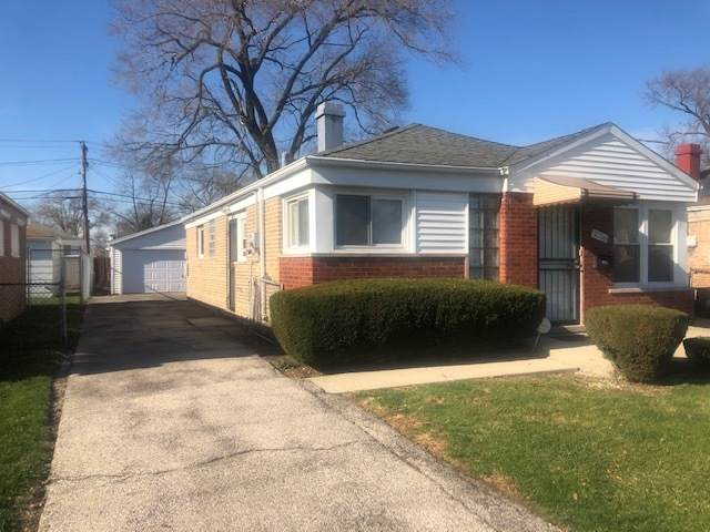 12716 S Racine Avenue, Calumet Park, IL 60827 (MLS #10932168) :: Lewke Partners