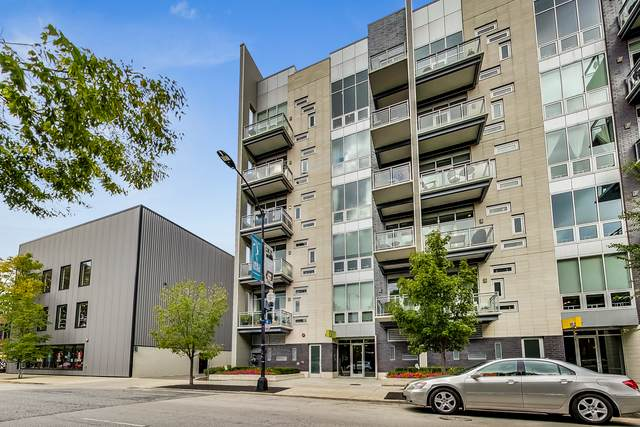 1132 W Adams Street 2W, Chicago, IL 60607 (MLS #10932209) :: Property Consultants Realty