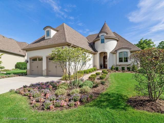 8081 Savoy Club Court, Burr Ridge, IL 60527 (MLS #10932221) :: John Lyons Real Estate