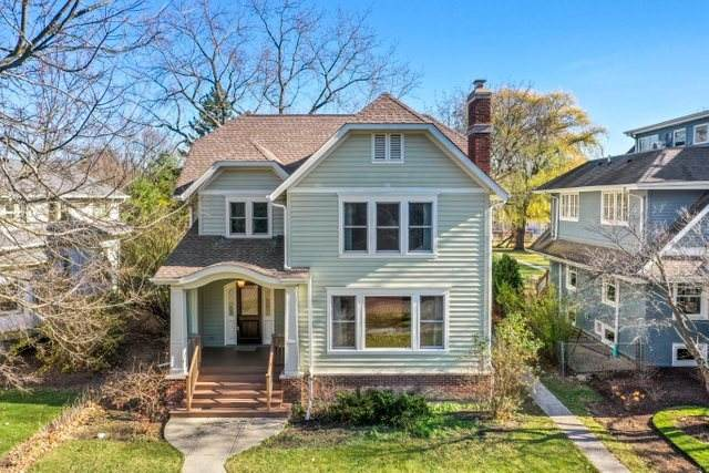 824 16th Street, Wilmette, IL 60091 (MLS #10932276) :: Property Consultants Realty
