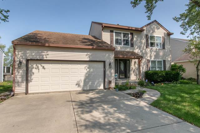 112 Kensington Drive, Streamwood, IL 60107 (MLS #10932312) :: BN Homes Group