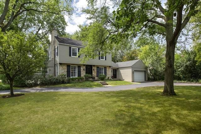 350 Lagoon Drive, Northfield, IL 60093 (MLS #10932334) :: Lewke Partners