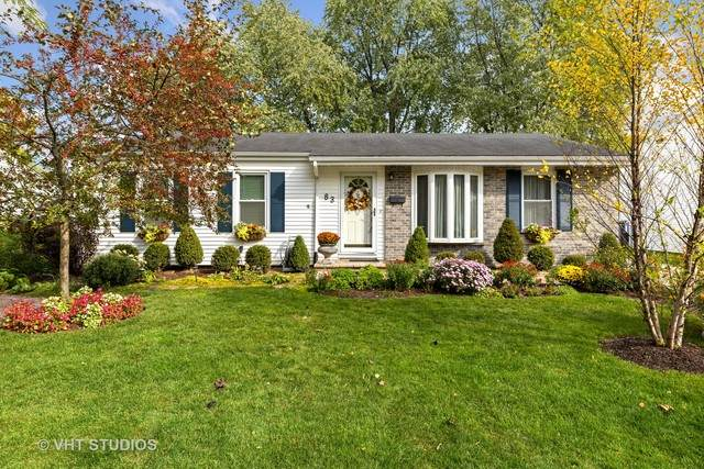 63 Willow Trail, Wheeling, IL 60090 (MLS #10932336) :: John Lyons Real Estate
