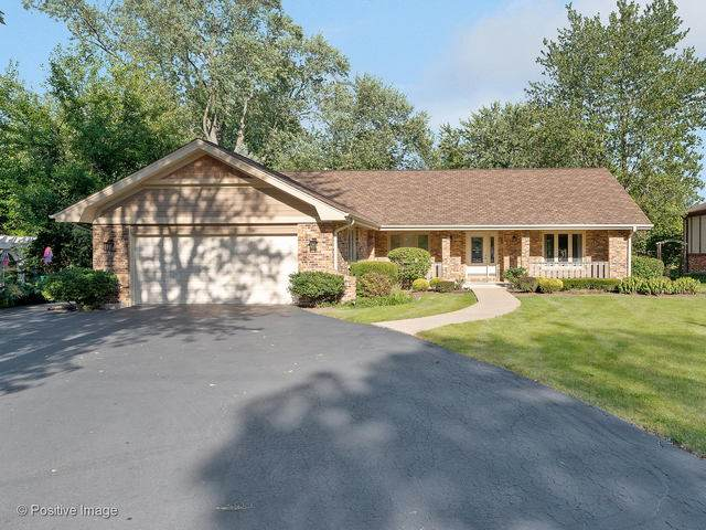 6145 Western Avenue, Willowbrook, IL 60527 (MLS #10932365) :: BN Homes Group