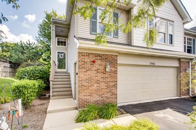 2981 Saganashkee Lane, Naperville, IL 60564 (MLS #10932417) :: BN Homes Group