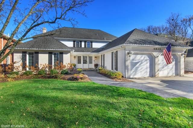 4825 Johnson Avenue, Western Springs, IL 60558 (MLS #10932433) :: Lewke Partners
